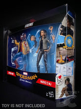 Load image into Gallery viewer, Marvel Legends Series 2 Pack Action Figure Display Case