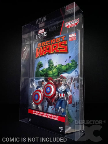 Marvel Legends Comic Packs Display Case