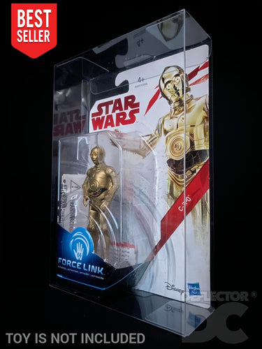 Star Wars Force Link 3.75 Inch Figure Display Case