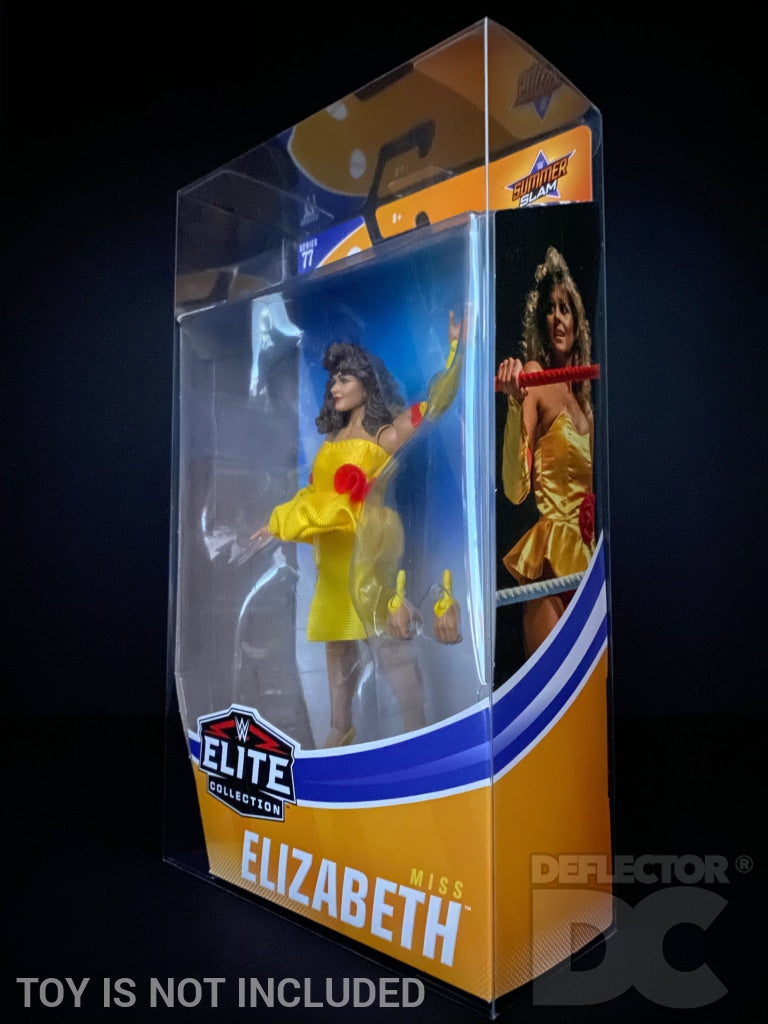 WWE Elite Collection Series Summer Slam Figure Display Case