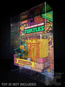 Teenage Mutant Ninja Turtles Classic Collection 1988 TMNT Display Case