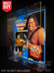 WWF Hasbro Figure Display Case