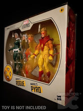 Load image into Gallery viewer, Marvel Legends X-Men 20th Anniversary 2 Pack Figure Display Case