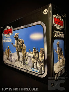 Star Wars The Vintage Collection Luke Skywalker's Tauntaun Display Case