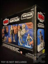 Load image into Gallery viewer, Star Wars The Vintage Collection Luke Skywalker's Tauntaun Display Case