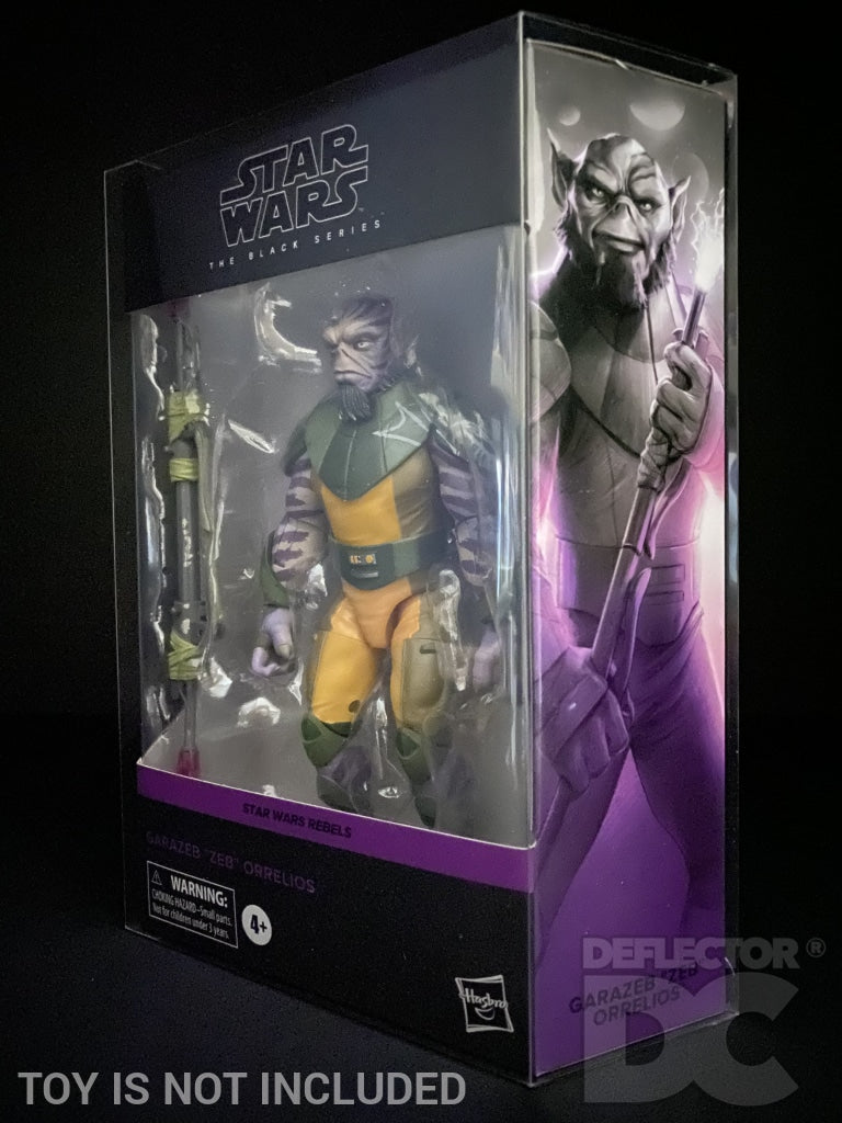 Star Wars The Black Series Garazeb