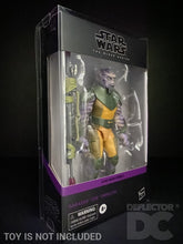 "Load image into Gallery viewer, Star Wars The Black Series Garazeb ""Zeb"" Orrelios Figure Display Case"