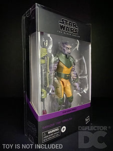 "Star Wars The Black Series Garazeb ""Zeb"" Orrelios Figure Display Case"