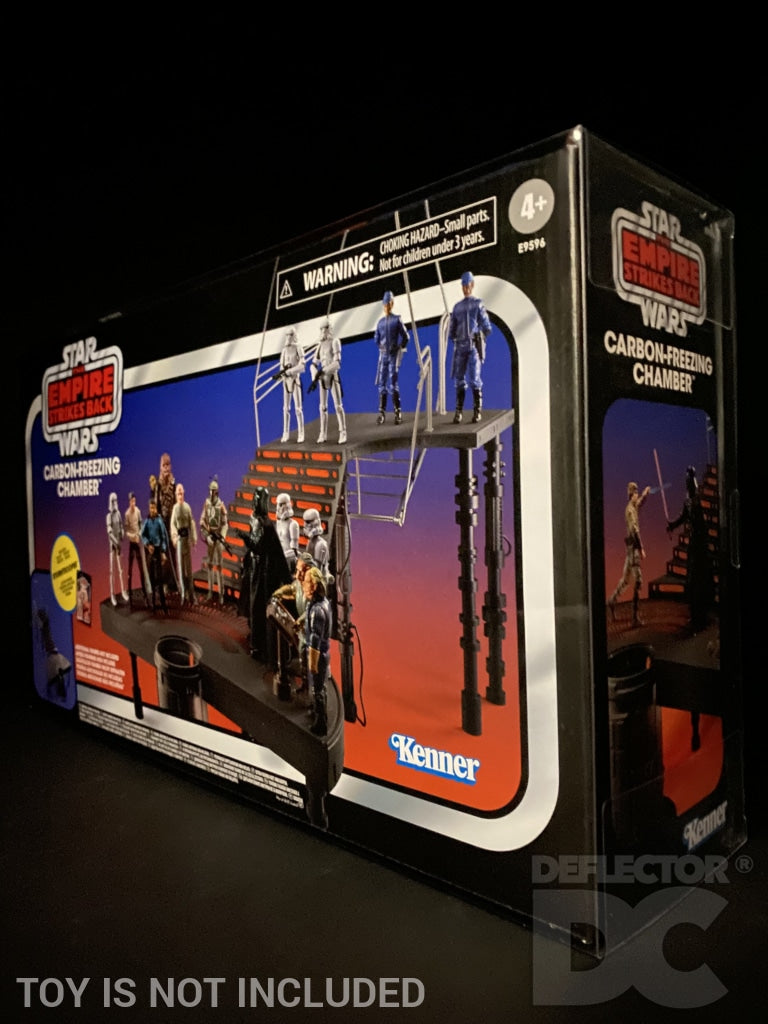 Star Wars The Vintage Collection Carbon Freezing Chamber Display Case