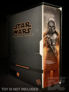 Star Wars The Black Series SDCC The Armorer Figure Display Case