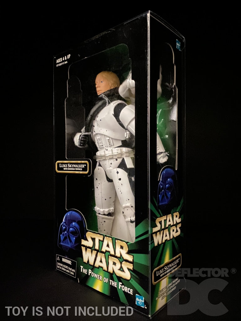 Star Wars POTF Action Collection 12 Inch Figure Display Case