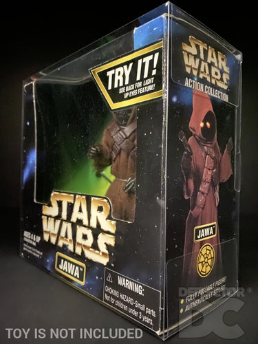 Star Wars POTF Action Collection 12 Inch Small Figure Display Case