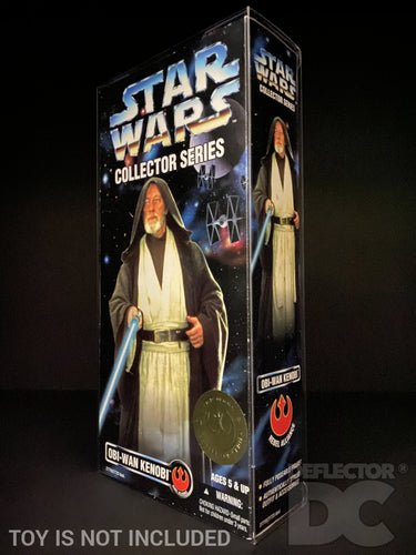 Star Wars Collectors Series 12 Inch Figure Display Case