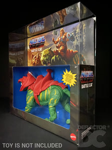 Masters of the Universe Origins Battle Cat Display Case
