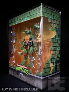 Teenage Mutant Ninja Turtles Ultimates Figure Display Case