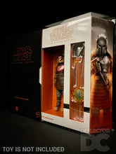 Load image into Gallery viewer, Star Wars The Black Series SDCC The Armorer Figure Display Case