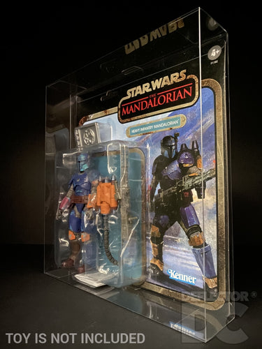 Star Wars Heavy Infantry Mandalorian Credit Collection Display Case