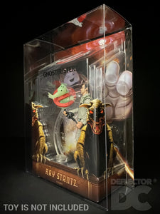 Ghostbusters Matty Collector Adult Collectable Figure Display Case