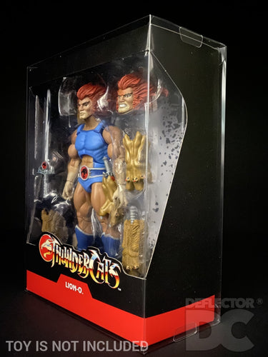 Thundercats Ultimates Figure Display Case