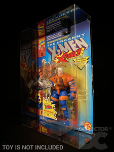 The Uncanny X-Men Vintage Figure Display Case