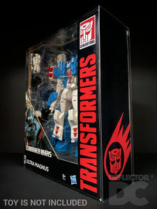 Transformers Generations Combiner Wars Leader Class Display Case