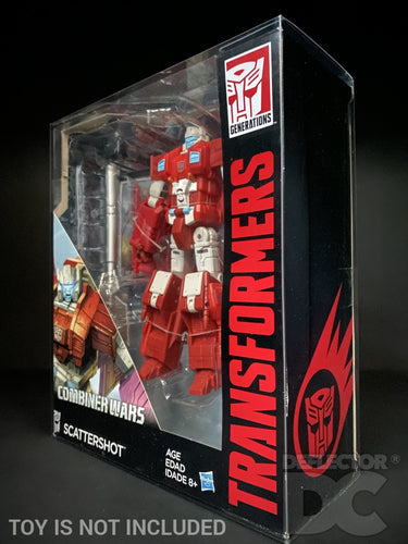 Transformers Generations Combiner Wars Voyager Class Display Case