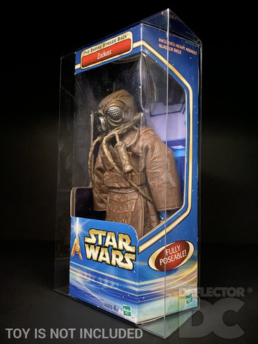 Star Wars Saga Action Collection 12 Inch Figure Display Case