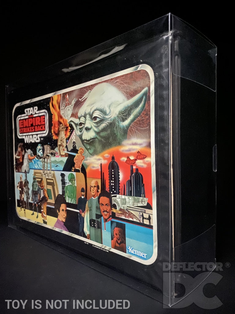 Star Wars Vintage Figure Vinyl Carry Case Display Case