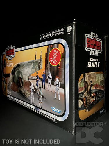 Star Wars The Vintage Collection Boba Fett's Slave 1 (2019) Display Case