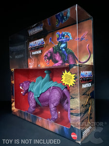 Masters of the Universe Origins Panthor Display Case