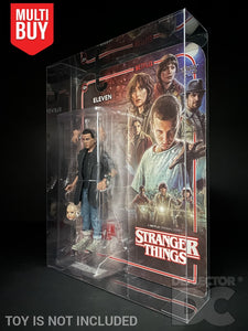 Stranger Things Figure Display Case