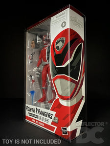 Power Rangers Lightning Collection Figure Display Case