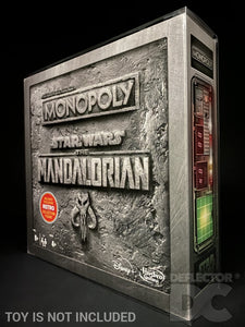 Star Wars The Mandalorian Retro Collection Monopoly Display Case