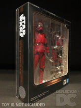 Load image into Gallery viewer, Star Wars Bandai S.H. Figuarts Sith Trooper TROS Display Case