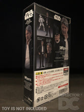 Load image into Gallery viewer, Star Wars Bandai S.H. Figuarts Han Solo TFA Display Case