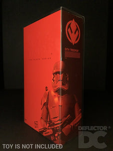 Star Wars The Black Series 6 Inch SDCC Sith Trooper Display Case