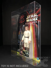 Load image into Gallery viewer, Star Wars Episode One 20th Anniversary 6 Inch Figure Display Case