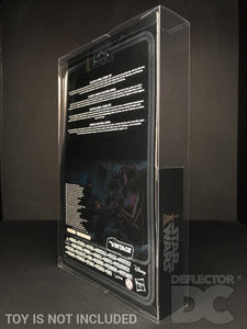 Star Wars SDCC Special Action Figure Set 3.75 Inch Figure Display Case