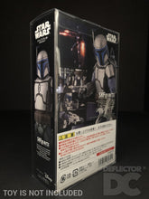 Load image into Gallery viewer, Star Wars Bandai S.H. Figuarts Jango Fett AOTC Display Case