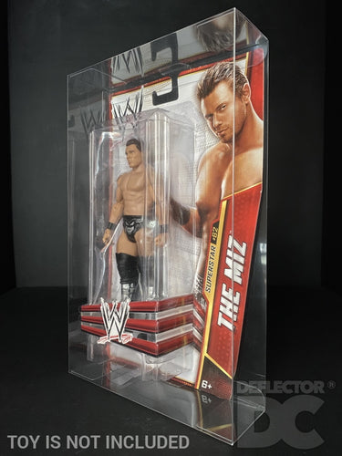 WWE Basic Series 24-34 Figure Display Case