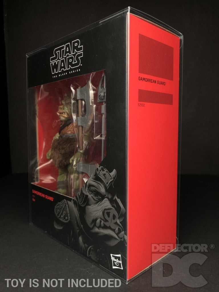 Star Wars The Black Series 6 Inch Gamorrean Guard Display Case