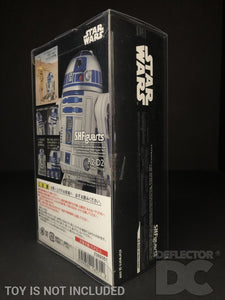 Star Wars Bandai S.H. Figuarts R2-D2 ANH Display Case