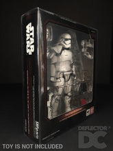 Load image into Gallery viewer, Star Wars Bandai S.H. Figuarts First Order Stormtrooper TLJ Display Case