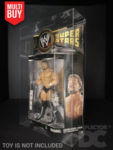 Load image into Gallery viewer, WWE Classic Super Stars Jakks Pacific Figure Display Case