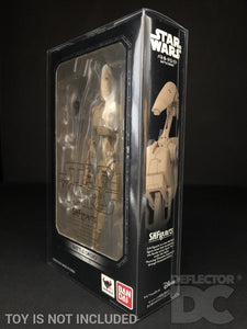 Star Wars Bandai S.H. Figuarts Battle Droid TPM Display Case