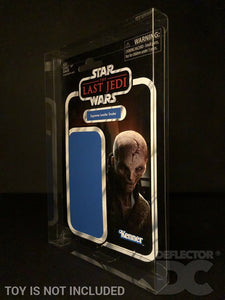 Star Wars Vintage & Modern Proof Card / Cardback Display Case