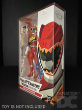 Load image into Gallery viewer, Power Rangers Lightning Collection Figure Display Case