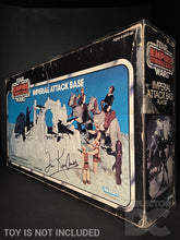 Load image into Gallery viewer, Star Wars Vintage Imperial Attack Base Playset Display Case