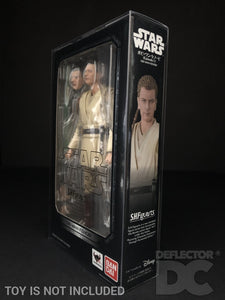 Star Wars Bandai S.H. Figuarts Anakin Skywalker AOTC Display Case