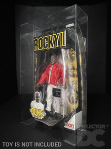 Rocky Collectors Series Jakks Pacific Figure Display Case